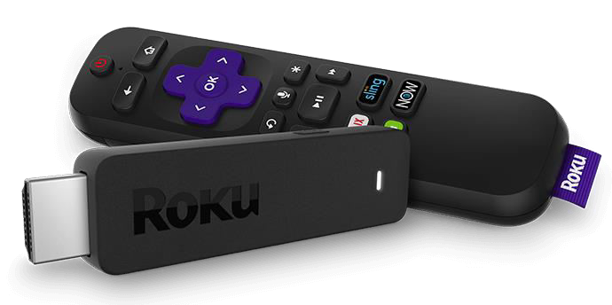 college health roku streaming stick