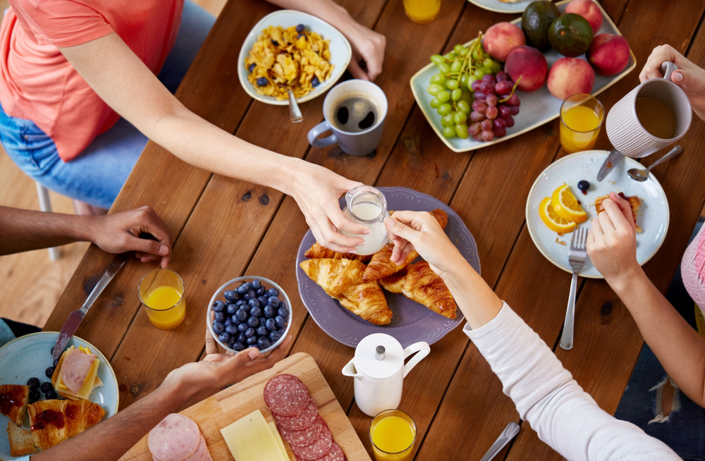 college health healthy breakfast